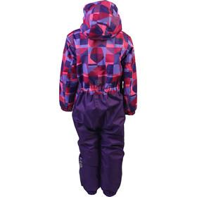 Color Kids Klement Kinderen roze/violet